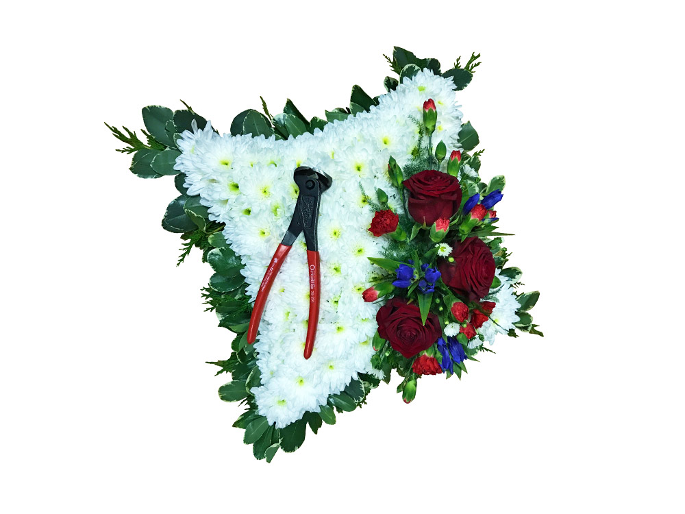 Recent Funeral Floral Tributes