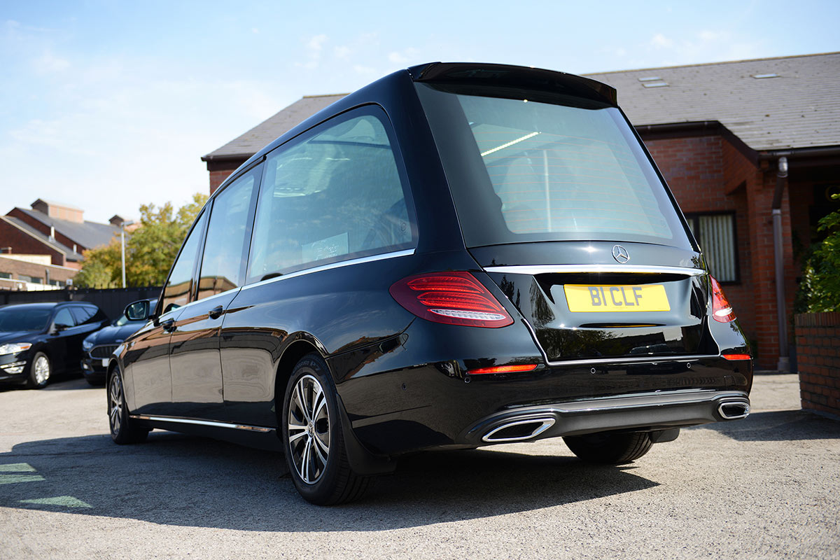 New Funeral Hearse